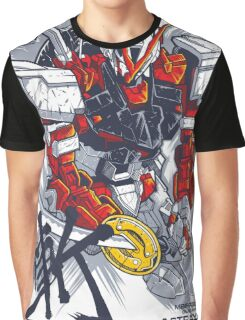 Astray RedFrme Graphic T-Shirt