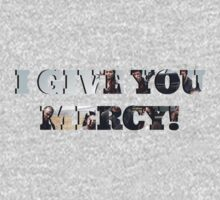 I GIVE YOU MERCY - z nation One Piece - Long Sleeve