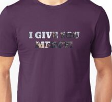 I GIVE YOU MERCY - z nation Unisex T-Shirt