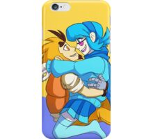 Happy Hugs iPhone Case/Skin