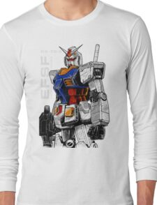 Gundam Long Sleeve T-Shirt