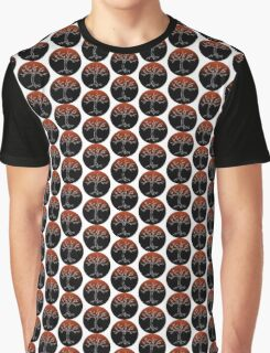 eGgs Willow Design Graphic T-Shirt