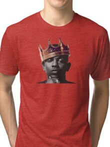 King Kendrick Tri-blend T-Shirt