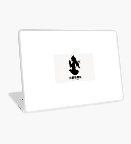 Spice and wolf Laptop Skin