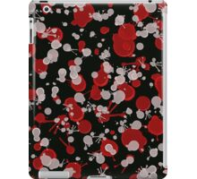 Abstract Splat 1 iPad Case/Skin