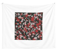 Abstract Splat 1 Wall Tapestry