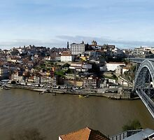 Porto Panorama by CiaoBella