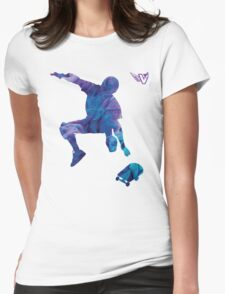 Only Skateboarders  Womens Fitted T-Shirt