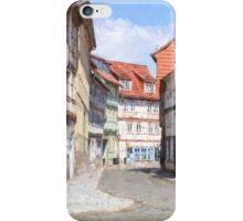 Halberstadt iPhone Case/Skin