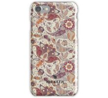 The Aroma of Indian iPhone Case/Skin