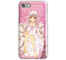 Chobits 02 iPhone Case/Skin