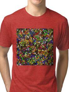 Rainbow Splat Tri-blend T-Shirt