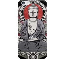 Gautama Buddha iPhone Case/Skin