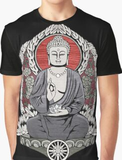 Gautama Buddha Graphic T-Shirt