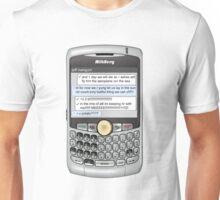 Neutral text Hotel Unisex T-Shirt