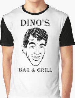 DINO'S BAR & GRILL Graphic T-Shirt