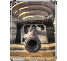 Cannon iPad Case/Skin