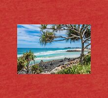 Hidden outlook on Burleigh Heads Bay Tri-blend T-Shirt