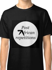 Aphex repetitions Classic T-Shirt