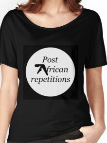 Aphex repetitions Women's Relaxed Fit T-Shirt