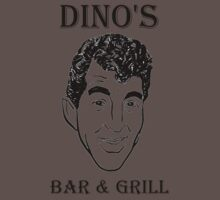 DINO'S BAR & GRILL One Piece - Short Sleeve