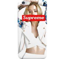 Iggy Azalea Supreme Custom Art iPhone Case/Skin
