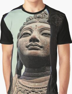 An offer to Buddha Graphic T-Shirt