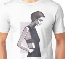 Blackand white Unisex T-Shirt