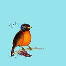Rockin' Robin by Elvedee