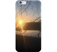 Streaming Light iPhone Case/Skin