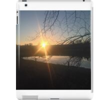 Streaming Light iPad Case/Skin