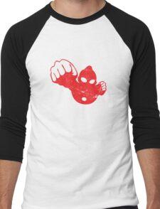 Ultraman 3 Men's Baseball ¾ T-Shirt