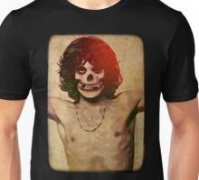 THE MISFITS JIM MORRISON Mash Up (Vintage/black) Unisex T-Shirt
