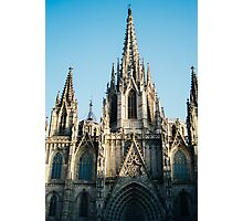 Barcelona Cathedral Photographic Print