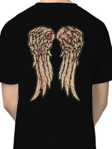 The Walking Dead, Daryl Dixon inspired Wings Classic T-Shirt