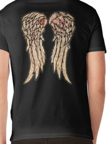 The Walking Dead, Daryl Dixon inspired Wings Mens V-Neck T-Shirt