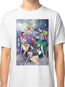 Sailor Moon Crystal III Classic T-Shirt