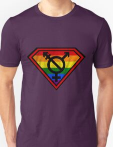 Super Gay Hero _ symbol version T-Shirt