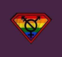 Super Gay Hero _ symbol version Unisex T-Shirt