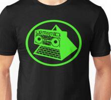 KLF Pyramid Blaster (Neon Green) Unisex T-Shirt
