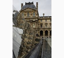 Paris - Louvre Reflecting in the Pyramid  Unisex T-Shirt