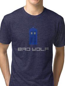 Bad wolf tardis Tri-blend T-Shirt