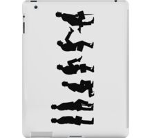 Ministry of Silly Walks T Shirt iPad Case/Skin