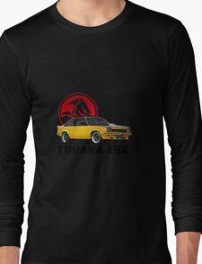 Holden Torana - A9X Hatchback - Yellow 2 Long Sleeve T-Shirt