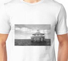 South Channel Beacon, Port Phillip Unisex T-Shirt