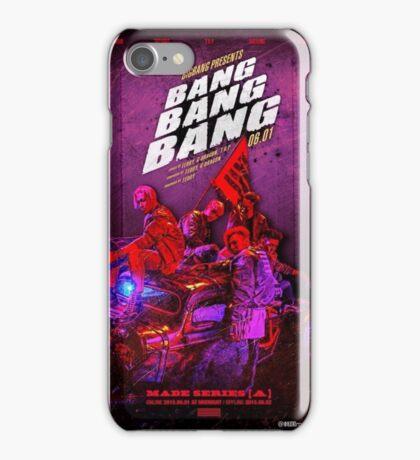 BIG BANG - BANG BANG BANG  iPhone Case/Skin