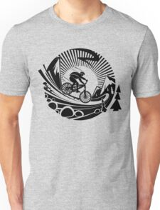 Mountain Bike! Unisex T-Shirt
