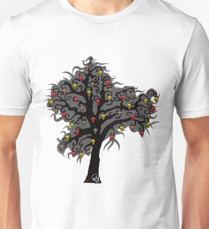 Tree of Skulls Unisex T-Shirt