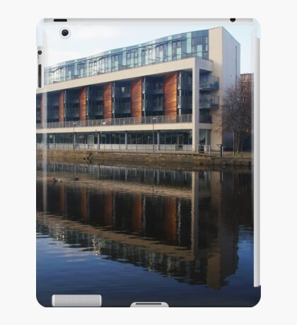 Leith Apart iPad Case/Skin