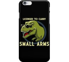 Small Arms iPhone Case/Skin